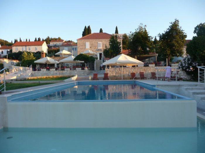 Hotel Borik, Korcula, Croatia, eco friendly hostels and backpackers in Korcula