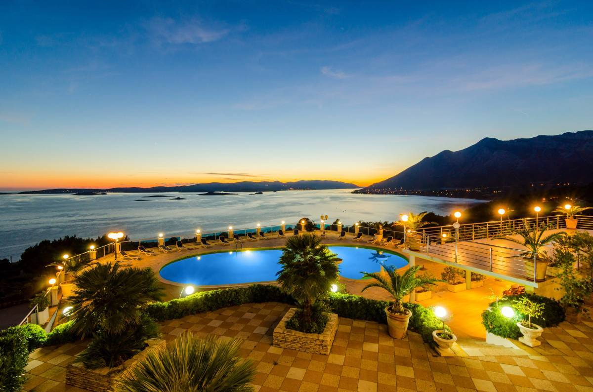 Hotel Villa Antonio, Orebic, Croatia, Croatia bed and breakfasts and hotels