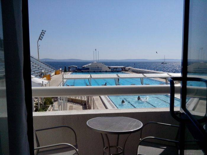 Jadran Hotel, Split, Croatia, Croatia hostels and hotels