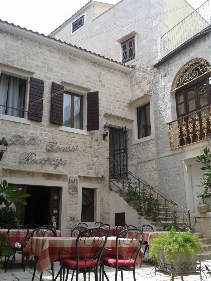 Palace Derossi, City of Trogir, Croatia, Croatia bed and breakfasts and hotels
