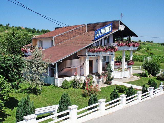 Sobe Zupan, Rakovica, Croatia, Croatia bed and breakfasts og hoteller