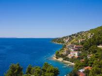 Villa Amalia, Omis, Croatia, how to book a hostel without booking fees in Omis