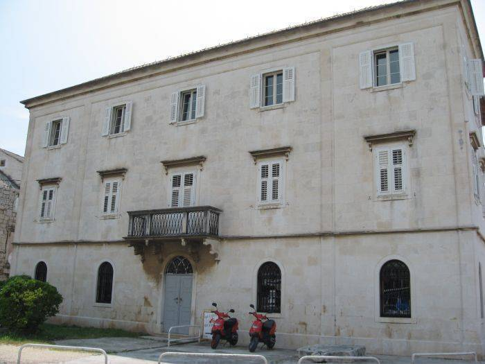 Villa Moretti, Trogir in Croatia, Croatia, Croatia hostels and hotels