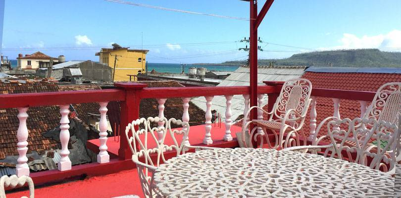 Casa Colonial La Catedral, Baracoa, Cuba, Cuba bed and breakfasts and hotels