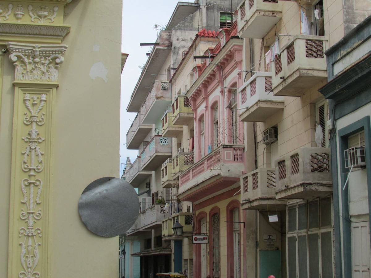Casa Yanet y Ariel, La Habana Vieja, Cuba, Cuba bed and breakfasts and hotels