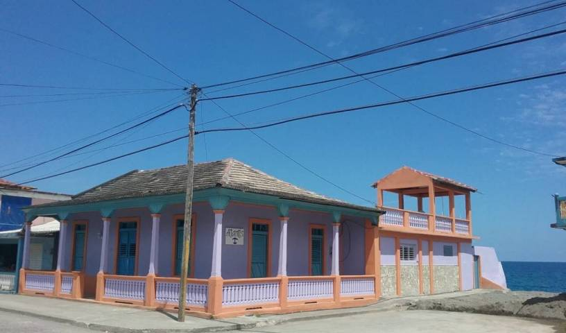 Casa Atlantis -  Baracoa, Nord-Ouest, Haiti bed and breakfasts and hotels 5 photos