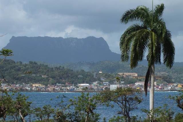 Hostal Igmar and Yennis, Baracoa, Cuba, great travel and bed & breakfasts in Baracoa