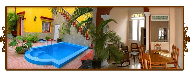 Hostal La Casona Holguin, Holguin, Cuba, Cuba hostels and hotels