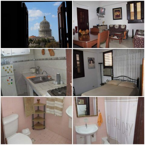 Hostal Private, La Habana Vieja, Cuba, Cuba hostels and hotels