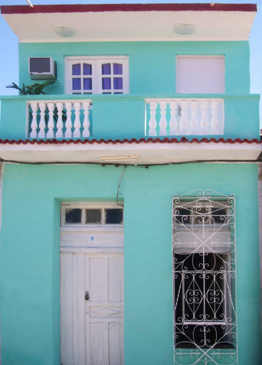 Hostal Shalom, Trinidad, Cuba, how to plan a travel itinerary in Trinidad
