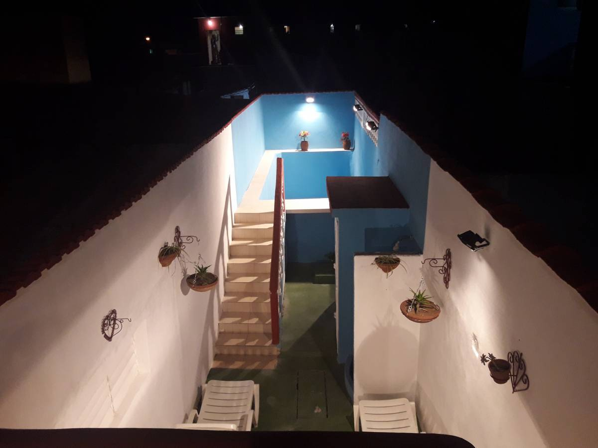 Hostal Snack Bar Alba, Moron, Cuba, explore hostels with pools and outdoor activities in Moron