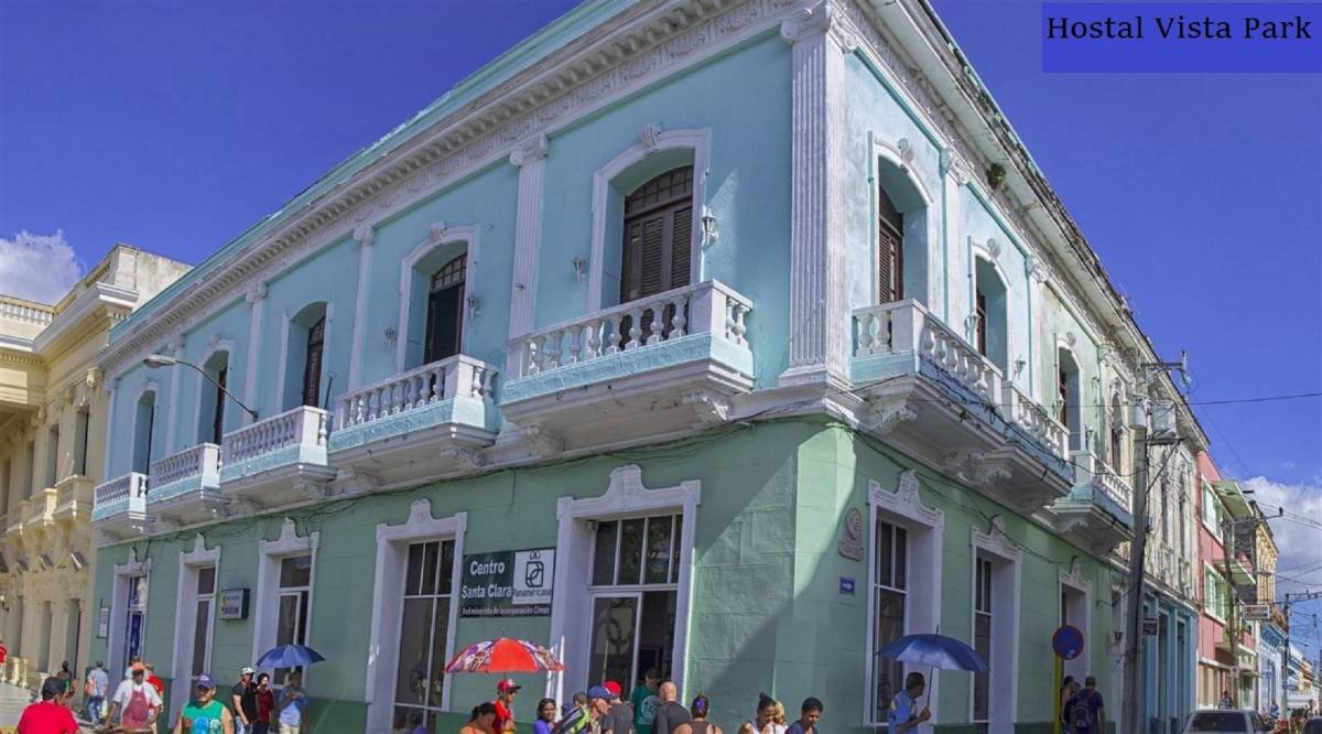 Hostal Vista Park, Santa Clara, Cuba, Cuba bed and breakfasts and hotels