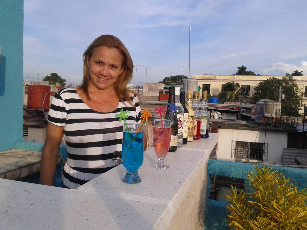 Magaly's House, Cienfuegos, Cuba, reservations for winter vacations in Cienfuegos