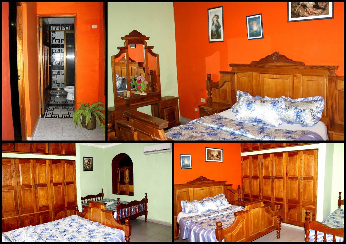 Rosa Elisa Albalat Bandomo, Trinidad, Cuba, Cuba bed and breakfasts and hotels