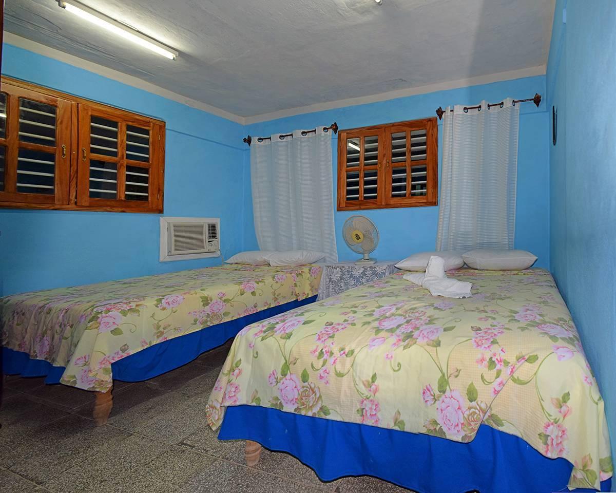 Yanara Fambyh Hostal, Trinidad, Cuba, go on a cheap vacation in Trinidad