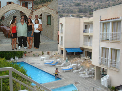 Antonis G. Hotel Apts, Tokhni, Cyprus, Cyprus bed and breakfasts and hotels