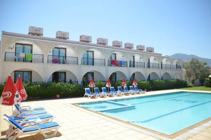 Bare Hill Holiday Village, Kyrenia, Cyprus, safest bed & breakfasts in secure locations in Kyrenia