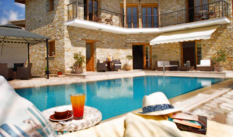 Anna Villa Cyprus Bed and Breakfast -  Ayia Anna, bed and breakfast bookings 33 photos