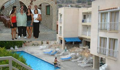 Antonis G. Hotel Apts - Search available rooms and beds for hostel and hotel reservations in Tokhni 2 photos