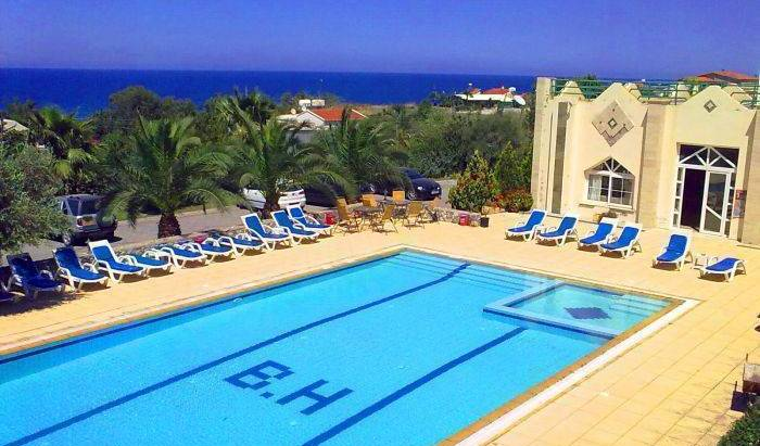Bare Hill Holiday Village - Search for free rooms and guaranteed low rates in Kyrenia 16 photos