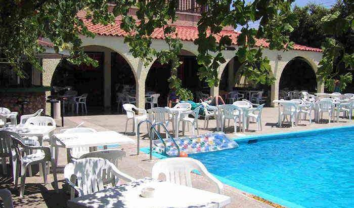 Chrysland Hotel - Search available rooms and beds for hostel and hotel reservations in Ayia Napa 17 photos