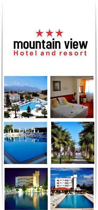 Mountain View Hotel, Kyrenia, Cyprus, bed & breakfasts in historic towns in Kyrenia