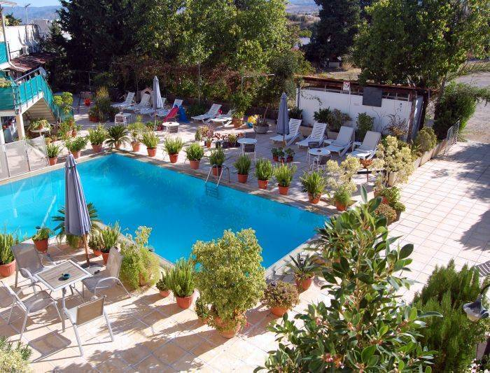 Nicos and Olympia Apartments, Polis, Cyprus, Cyprus hostely a hotely