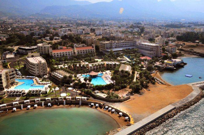 Oscar Resort Hotel, Kyrenia, Cyprus, Cyprus hostels and hotels