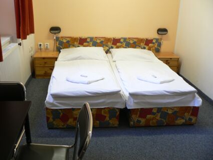 Beta Pension, Prague, Czech Republic, youth hostels with kitchens and microwave in Prague