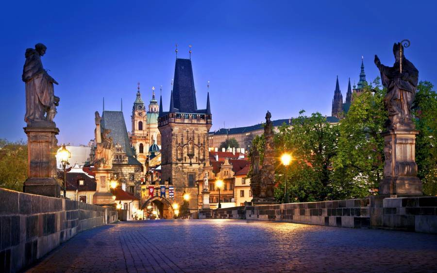 Charles Bridge International Hostel, Prague, Czech Republic, Czech Republic hostels and hotels