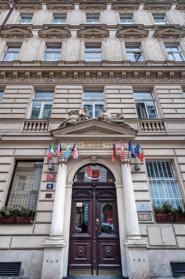 City Partner Hotel Atos, Prague, Czech Republic, Czech Republic hostels and hotels