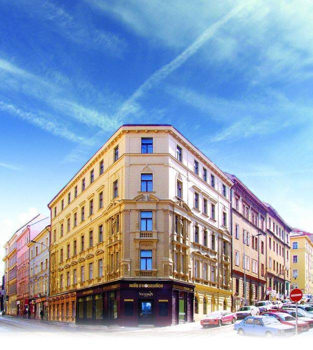 City Partner Hotel Victoria, Prague, Czech Republic, Czech Republic hostels and hotels