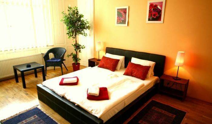 Aparthotel Wenceslas Sguare - Search available rooms and beds for hostel and hotel reservations in Prague, CZ 11 photos