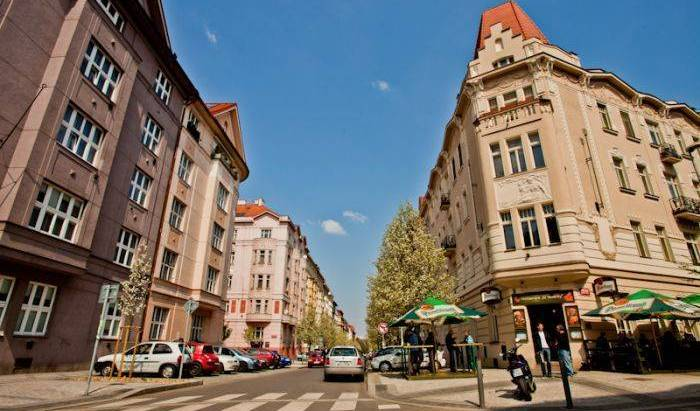Hostel Dakura - Search for free rooms and guaranteed low rates in Prague 6 photos