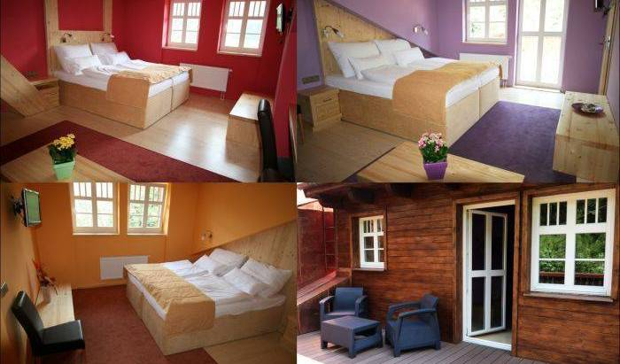 Hotel Sepetna -  Ostravice, cheap bed and breakfast 7 photos
