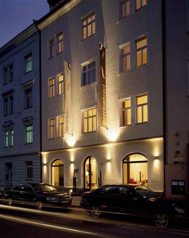 Design Merrion Hotel, Prague, Czech Republic, Czech Republic bed and breakfasts and hotels