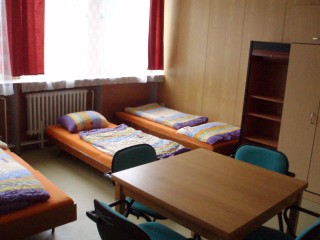 Hostel Dobre Sedlo, Prague, Czech Republic, where to stay and live in a city in Prague