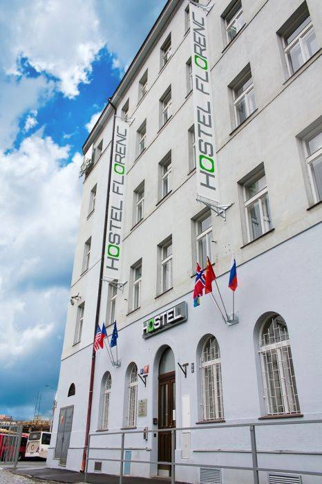 Hostel Florenc, Prague, Czech Republic, fine world destinations in Prague