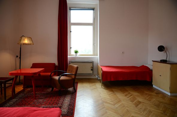 Hostel Lipa, Prague, Czech Republic, find hostels in authentic world heritage destinations in Prague