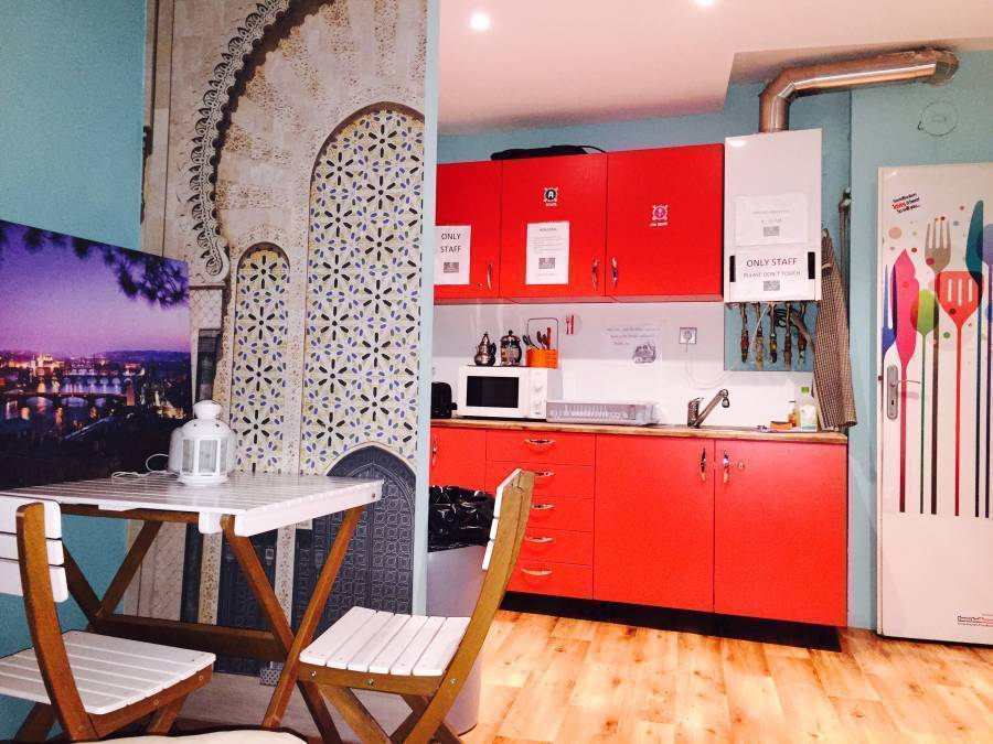 Hostel Marrakesh, Prague, Czech Republic, cheap lodging in Prague