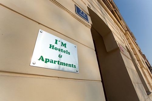 I'm Hostels and Apartments, Prague, Czech Republic, Czech Republic bed and breakfasts og hoteller