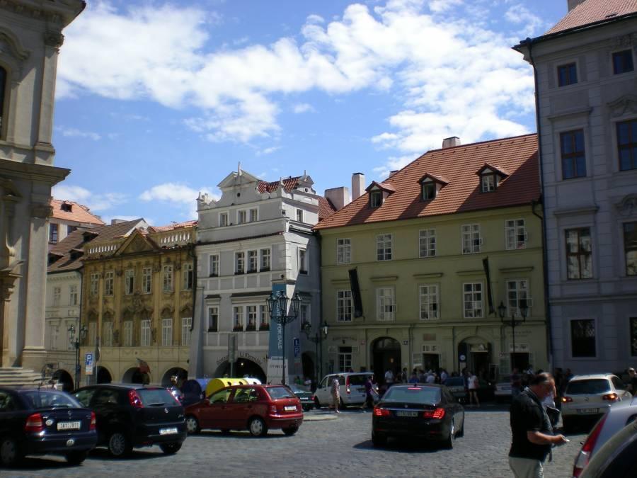 Little Town Hotel, Prague, Czech Republic, Czech Republic hostels and hotels