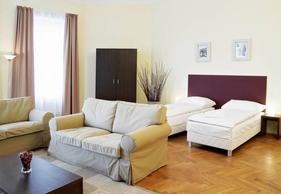 New Town Apartments, Prague, Czech Republic, Czech Republic bed and breakfasts and hotels