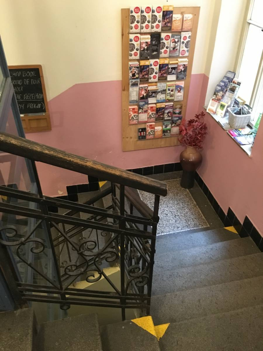 Rosemary Hostel, Prague, Czech Republic, low cost travel in Prague