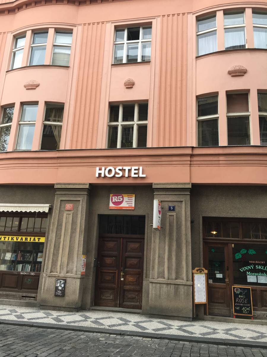 Rosemary Hostel, Prague, Czech Republic, Czech Republic hostels and hotels