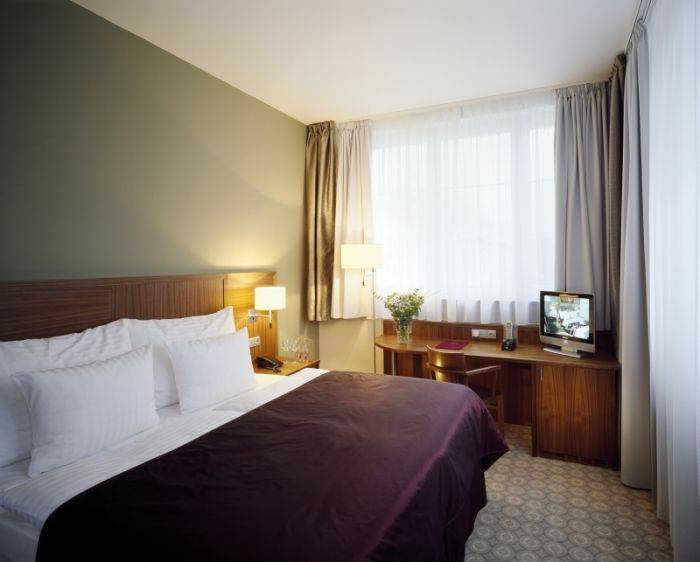 Silenzio, Prague, Czech Republic, today's bed & breakfast deals in Prague