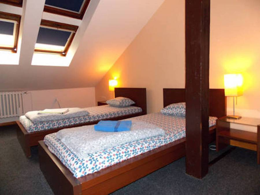 Sokolska Youth Hostel, Prague, Czech Republic, this week's deals for hostels in Prague