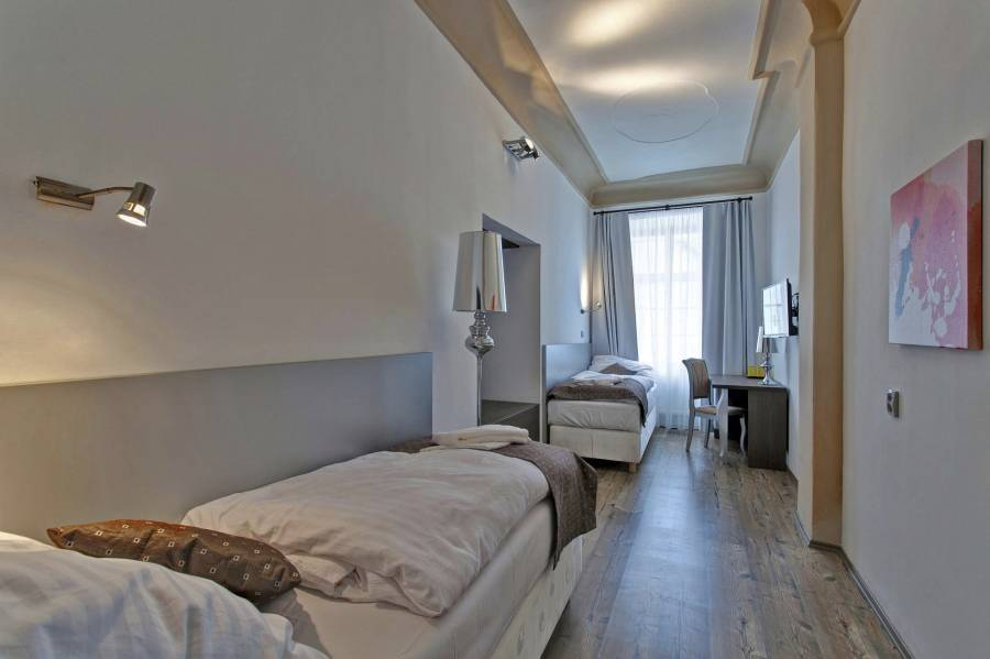 Suites and Apartments U Tri Hrusek, Ceske Budejovice, Czech Republic, affordable accommodation and lodging in Ceske Budejovice