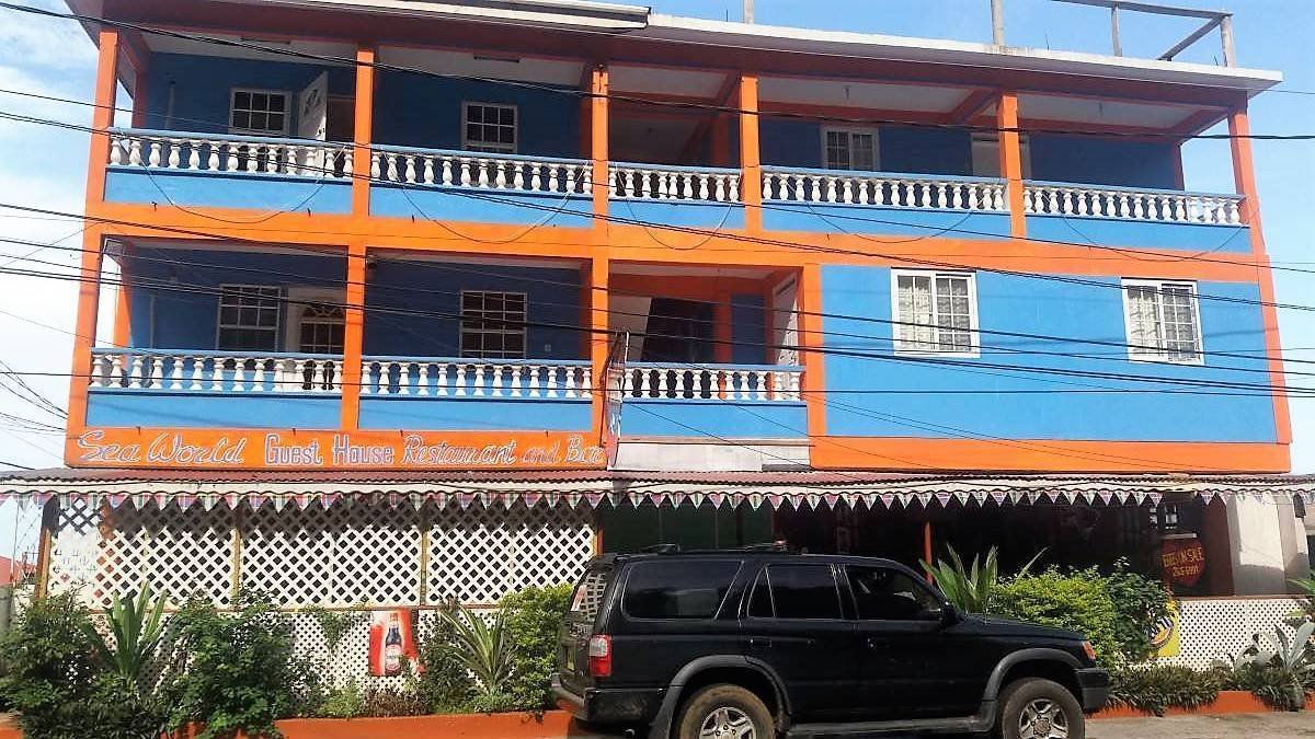 Sea World Guest House, Roseau, Dominica, preferred hostels selected, organized and curated by travelers in Roseau