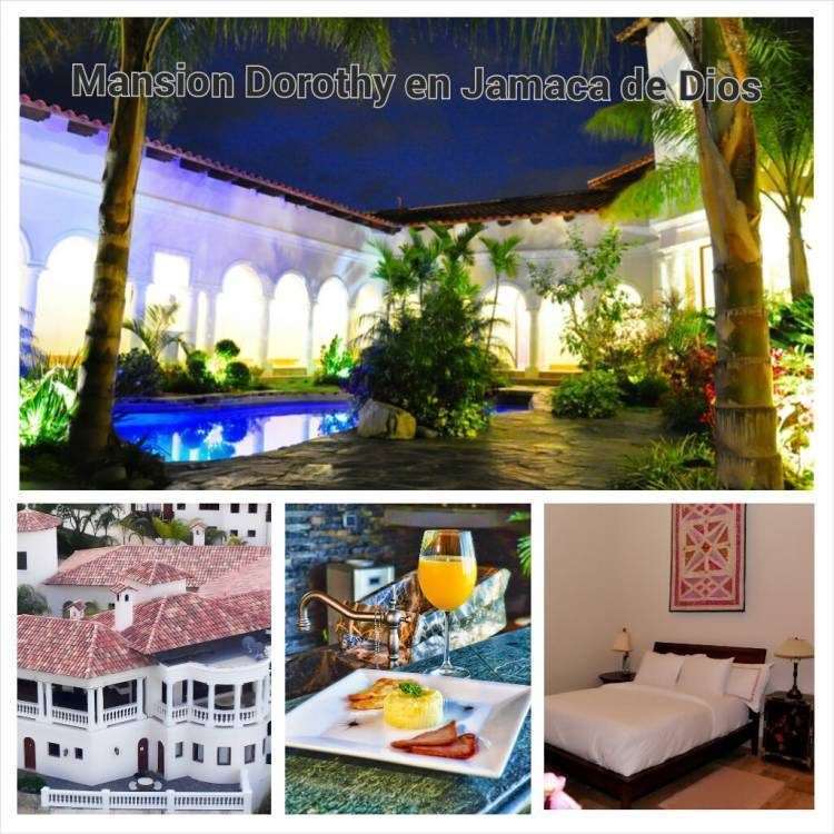 Dorothy Mansion in Jamaca de Dios, Jarabacoa, Dominican Republic, Dominican Republic bed and breakfasts and hotels